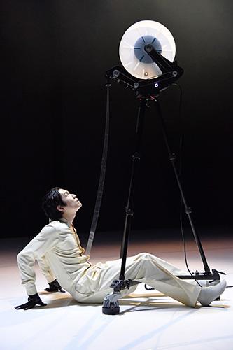 Winding Machine V2, Photo provided by ARKO Creative Academy, Photo by Sanghoon Ok